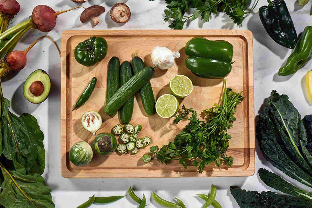 best wooden cutting board for meat