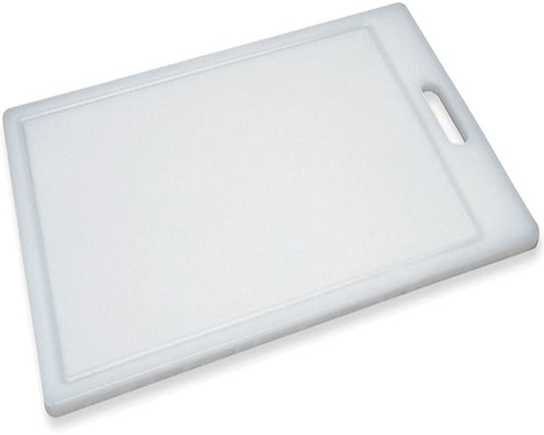large plastic cutting board for meat
