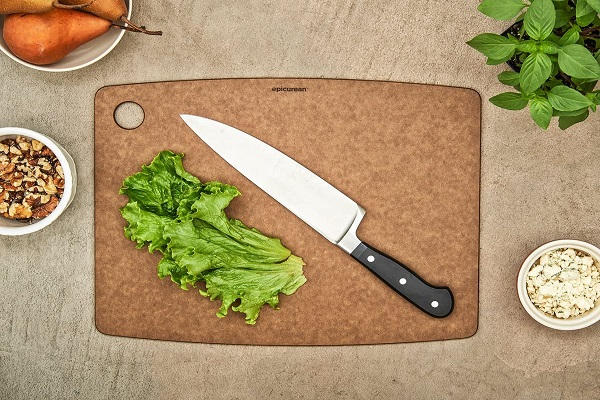 heat resistant cutting board for the kitchen