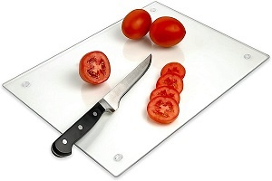 are glass cutting boards bad for knives