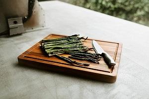 Terra Teak Cutting Board