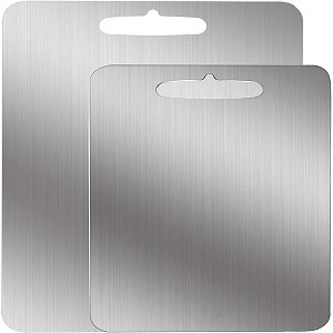 Years Stainless Steel Cutting Board